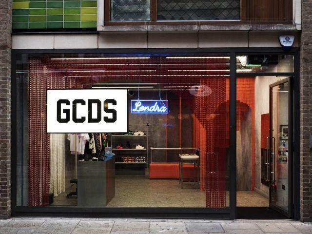 Come veste GCDS