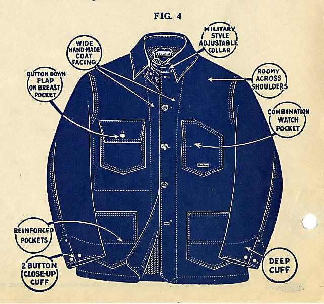 Engineer Sack Coat