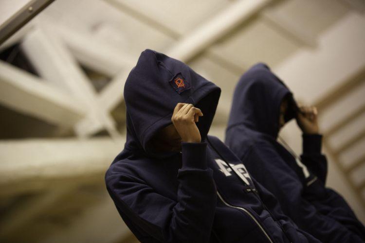 felpa hoodie
