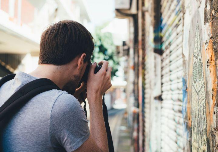 Come fare street photography