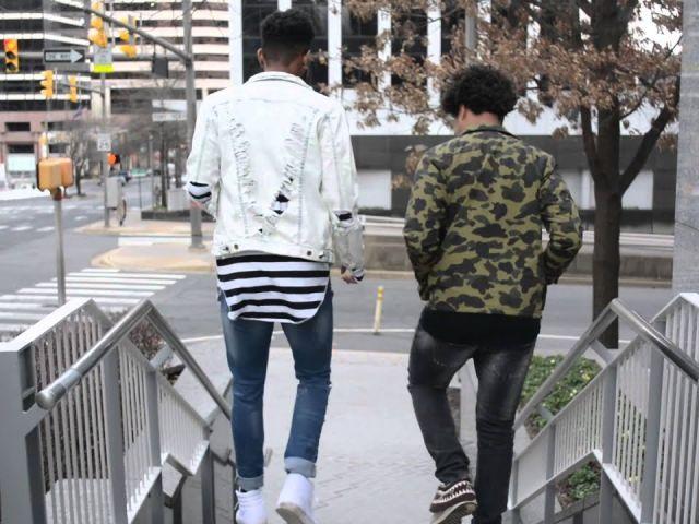 vestirsi streetwear