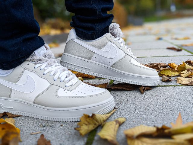 Differenza tra Air Force 1 e Air Force 1 '07